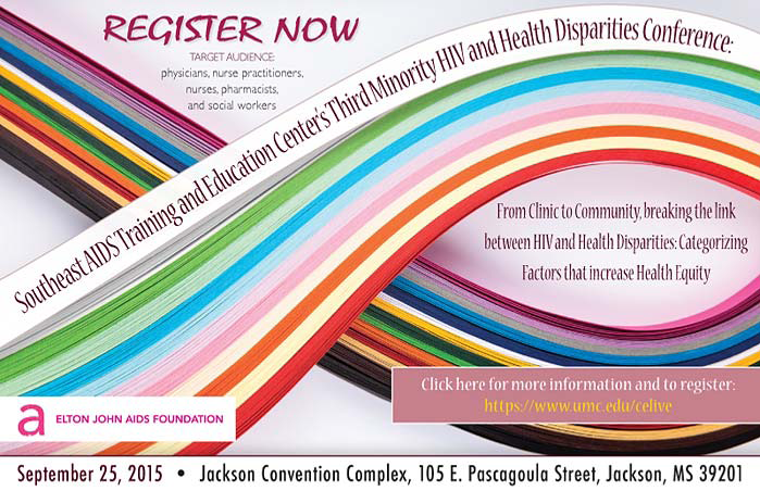 2015 HIV-AIDS Health Disparities Conference