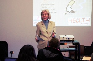 """[SBHCs] are truly the key to ensuring the future success and safety of our children."" –Congresswoman Lois Capps"