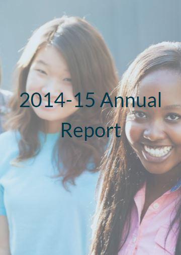 2014-15 Annual Report