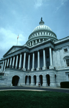 image of the Capitol Building