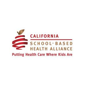California School-Based Health Alliance Logo
