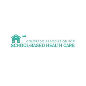 Colorado Association for School-Based Health Care Logo