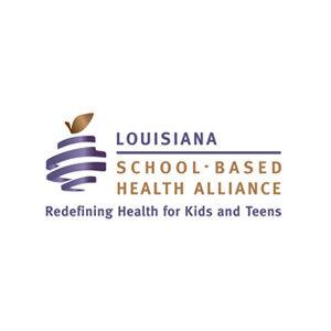 Louisiana School-Based Health Alliance Logo