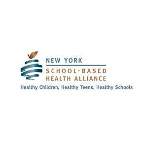 New York School-Based Health Alliance Logo