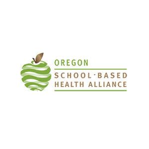 Oregon School-Based Health Alliance Logo