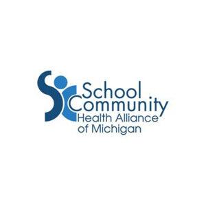 School-Community Health Alliance of Michigan Logo